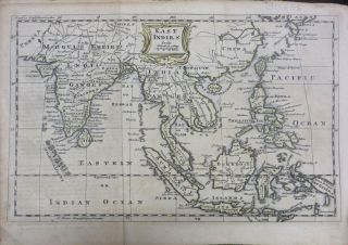East Indies Map