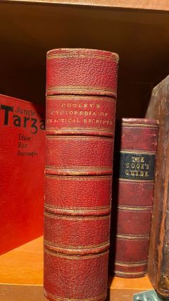 Cooley's Cyclopaedia and collateral information in the Arts, Manufactures, Professions, and Trades, including Medicine, Pharmacy, and Domestic Economy