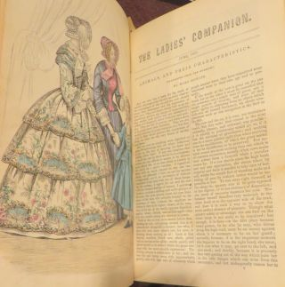 The Ladies' Companion and Monthly Magazine. May - December 1852