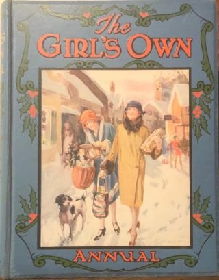 THE GIRL'S OWN ANNUAL., Vol 50. (1929