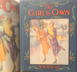THE GIRL'S OWN ANNUAL., Vol 47. (1926