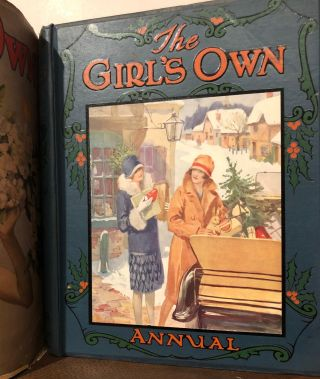 THE GIRL'S OWN ANNUAL., Vol 49. (1928