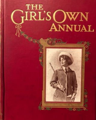 THE GIRL'S OWN ANNUAL., Vol 33 (1911-12