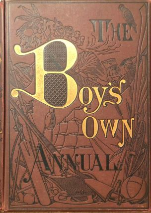 THE BOY'S OWN ANNUAL. Vol XI. 1888-9