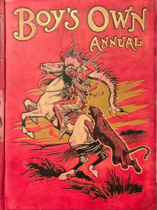 THE BOY'S OWN ANNUAL. Vol XI. Vol 27. 1904-05