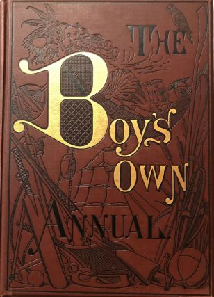 THE BOY'S OWN ANNUAL. Vol XIII. 1890-91