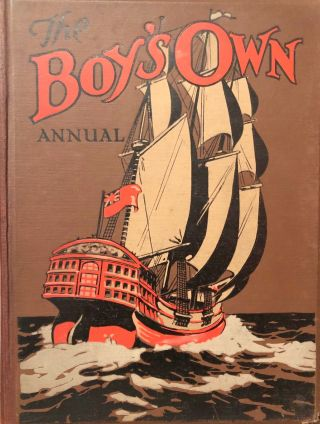 THE BOY'S OWN ANNUAL. Vol. LI. 1928-29