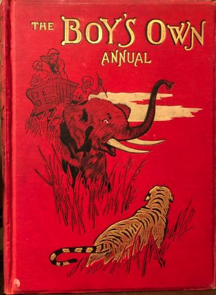 THE BOY'S OWN ANNUAL. Vol.XIII. 1908