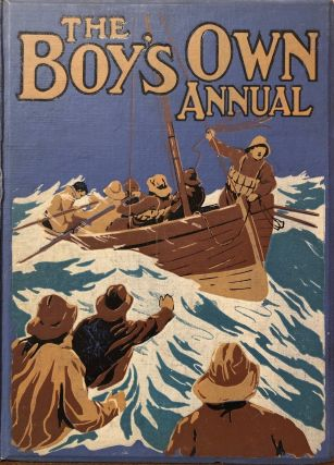 THE BOY'S OWN ANNUAL. Vol 46. 1924-25