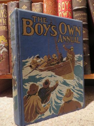 THE BOY'S OWN ANNUAL. Vol 46. 1924-25.