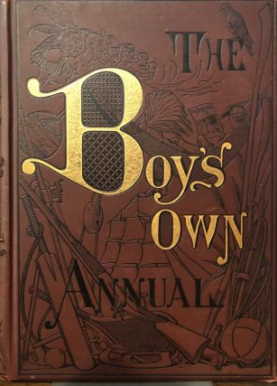 THE BOY'S OWN ANNUAL. Vol XIV. 1901-1902