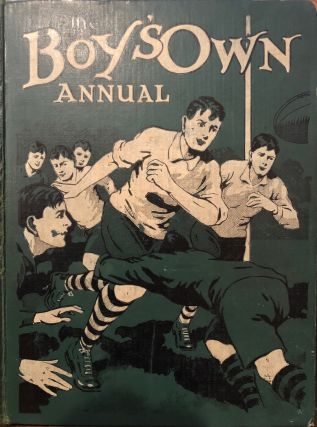THE BOY'S OWN ANNUAL. Vol. 60. 1937-38