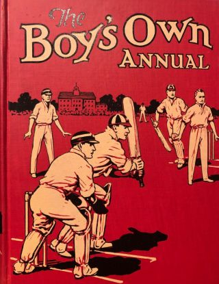 THE BOY'S OWN ANNUAL. Vol 53. 1930-31