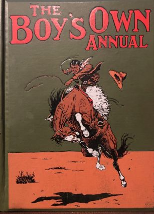 THE BOY'S OWN ANNUAL. Vol. XLV. 1922-23