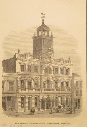 New Zealand Insurance Office, Queen Street, Auckland. Auckland