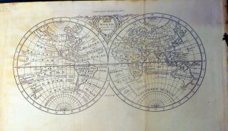 Map of The World. J. LODGE