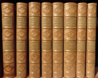 The Greville Memoirs 3 parts in 8 volumes including the Reigns of King George IV, King William...