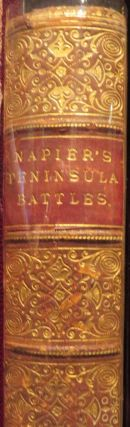 English Battles and Sieges in the Peninsula. William NAPIER