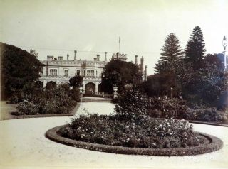 Government House, Sydney. Photograph
