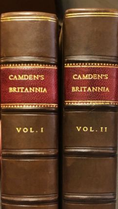 Camden's Britannia abridg'd with improvements and continuations to this present time to which are...