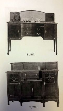 Beautiful Furntiure. Furniture catalogue. Beard Watson, CO Ltd