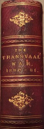 The Transvaal War 1880-81. Lady BELLAIRS